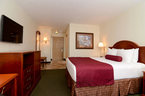 BEST WESTERN PLUS Longbranch Hotel & Convention Center - Mobility Accessible Queen Guest Room