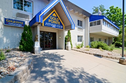 BEST WESTERN PLUS Longbranch Hotel & Convention Center - Fitness Club Entrance