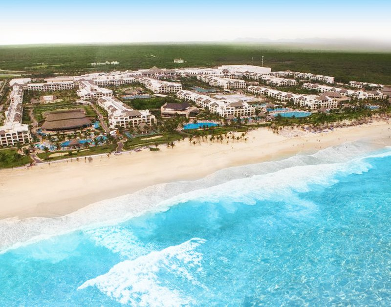 Hard Rock Hotel And Casino Punta Cana, Aug 19, 2014 7 Nights