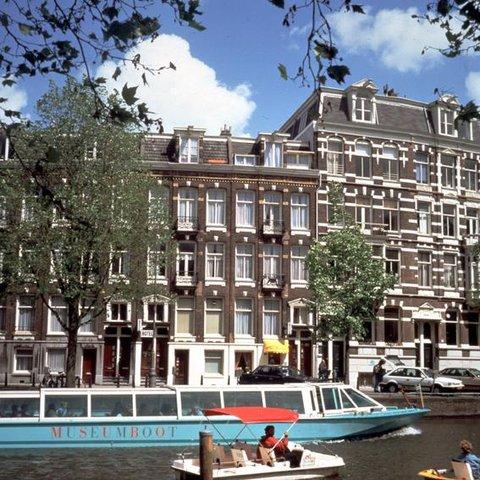 King Hotel Amsterdam - Exterior Main