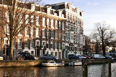 King Hotel Amsterdam - Exterior