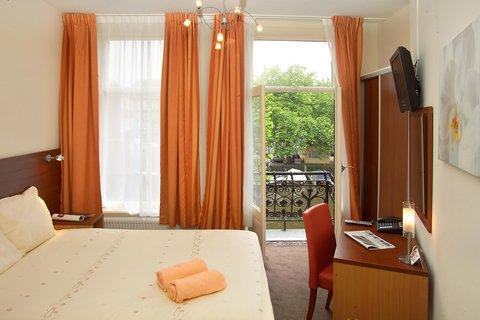 King Hotel Amsterdam - Room