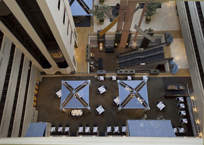 Holiday Inn Denver East Stapleton Zimmeransicht
