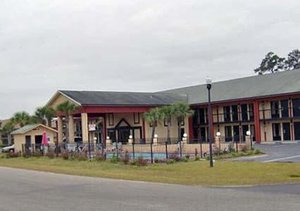 Econo Lodge Ridgeland