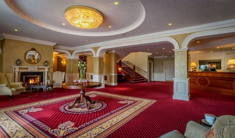 The Glenview Hotel and Leisure Club - Lobby