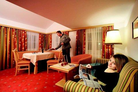 Hotel Tannbergerhof - Double Room Deluxe