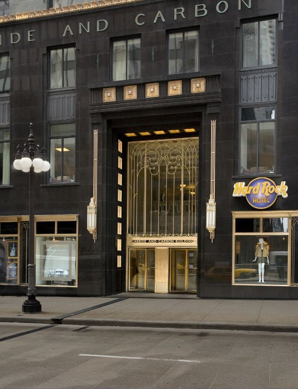 Hard Rock Hotel Chicago Chicago Hotels - Chicago, IL