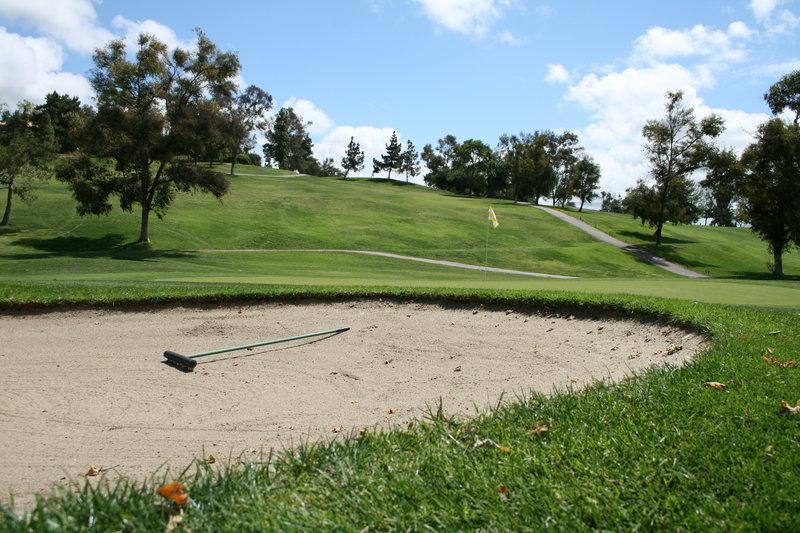 Doubletree Golf Resort San Diego Golfbaan