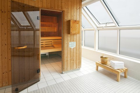 米特假日酒店 - Sauna