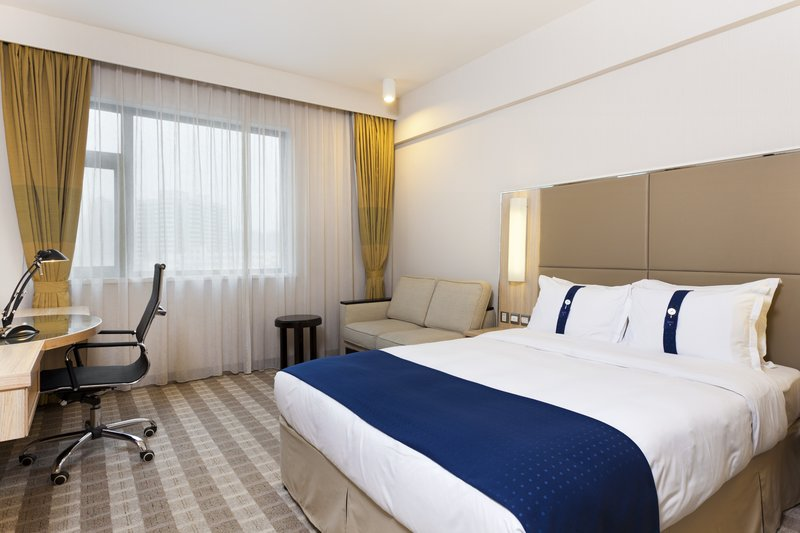 Holiday Inn Express Zhengzhou View of room