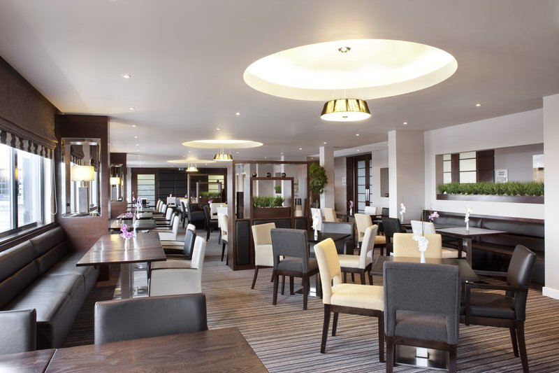 Holiday Inn Express Aberdeen-Exhibition Centre Gastronomía