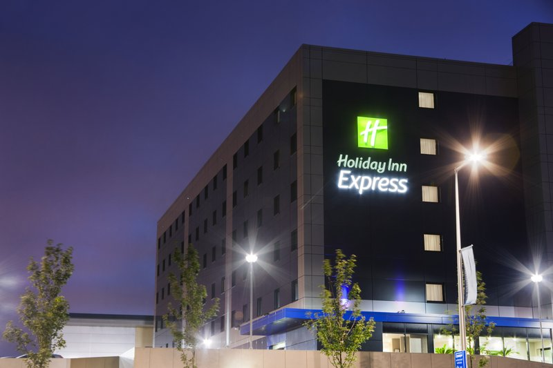 Holiday Inn Express Aberdeen-Exhibition Centre Vista exterior