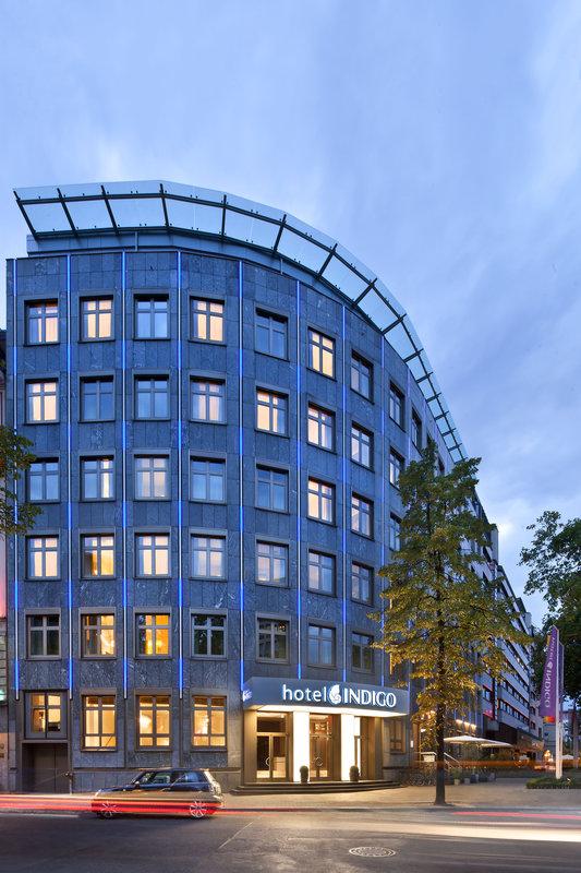 Hotel Indigo Berlin - Ku´damm Vista exterior