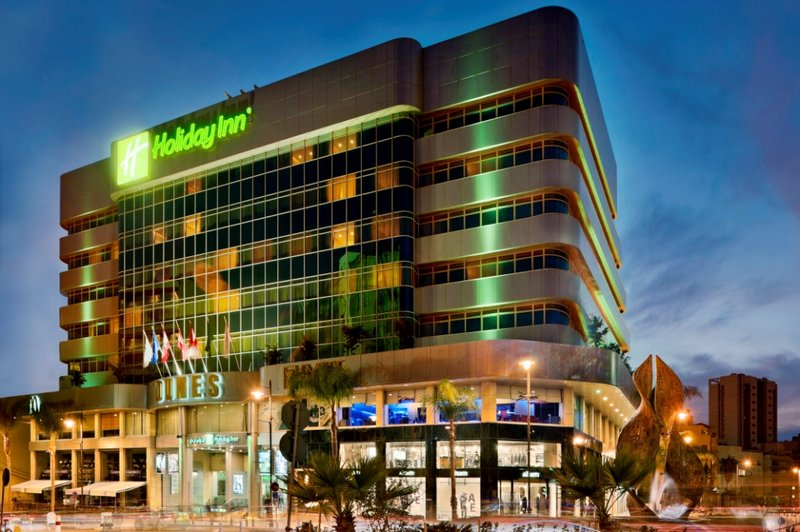 Holiday Inn Beirut-Dunes Außenansicht