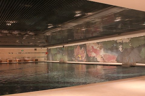 Taishan Hotel - Swimming Pool