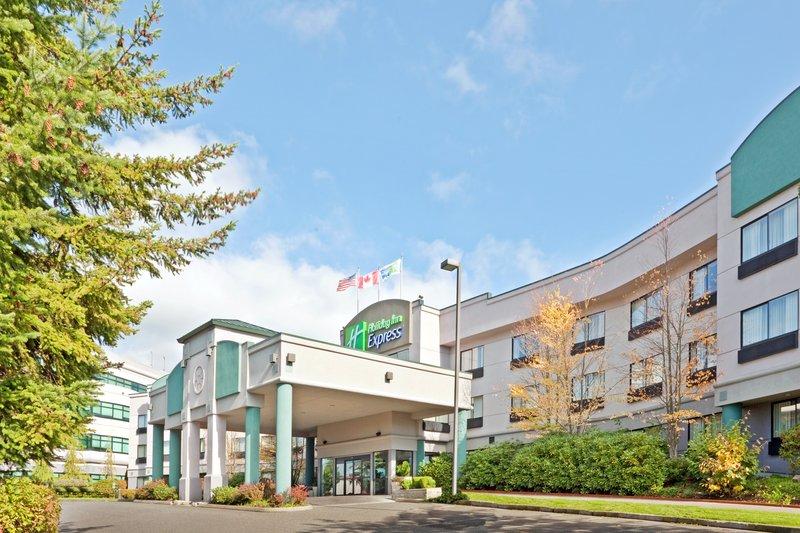 Holiday Inn Express Bellingham Außenansicht