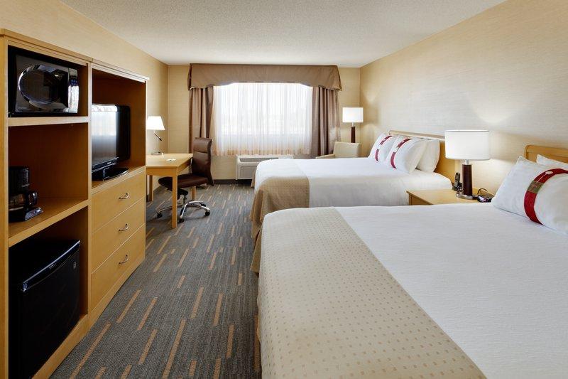 Holiday Inn Lethbridge Zimmeransicht
