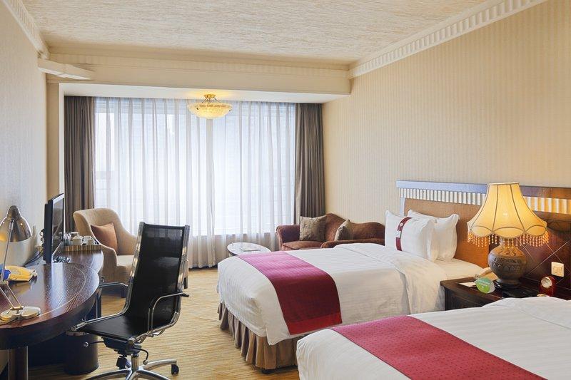 成都世纪城假日酒店 客房视图