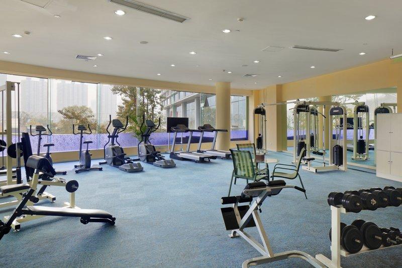 成都世纪城假日酒店 健身俱乐部