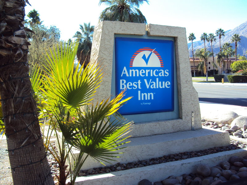 Americas Best Value Inn - Palm Springs - Palm Springs, CA