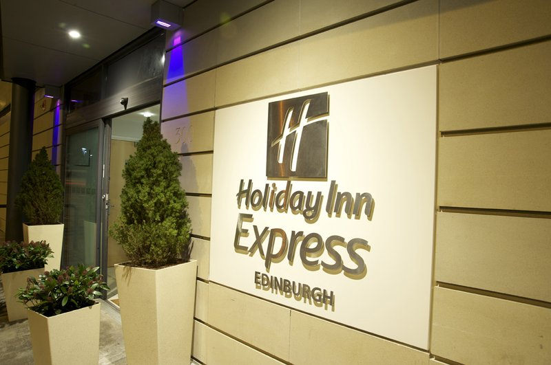 Holiday Inn Express Edinburgh-Royal Mile Vue extérieure