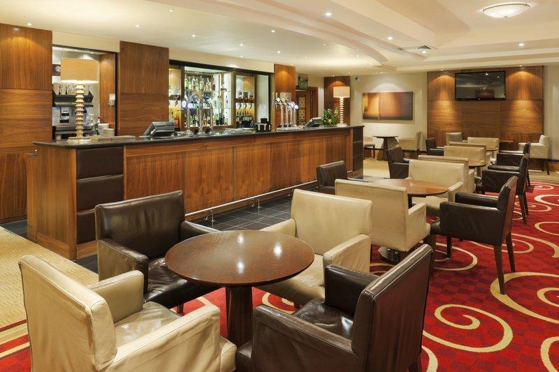 Crowne Plaza Hotel Leeds Бар/гостиная