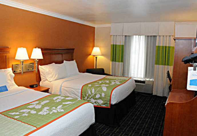 Fairfield Inn By Marriott Ontario - Ontario, CA