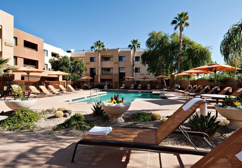 Hotel Courtyard Scottsdale North Kuntokeskus