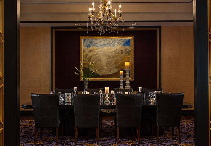 Hotel Renaissance Esmeralda Resort & Spa Gastronomie
