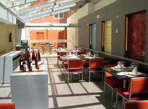 AC萨利马酒店 - Restaurant