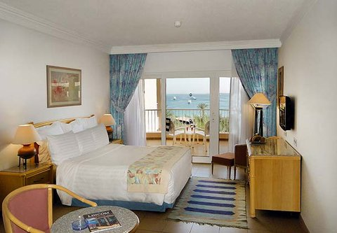 Hurghada Marriott Beach Resort - Sea View Room