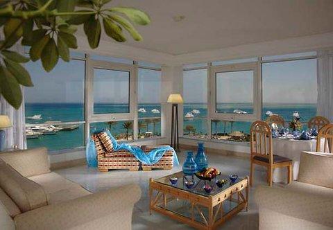 Hurghada Marriott Beach Resort - Neptune Suite