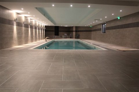 Appart Hotel & Spa Odalys Ferney Voltaire Geneve - Pool