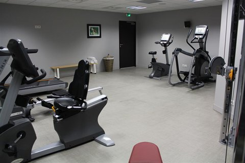Appart Hotel & Spa Odalys Ferney Voltaire Geneve - Gym