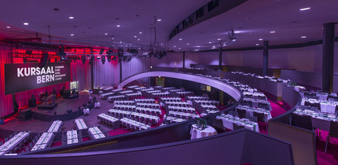Hotel Allegro Bern - Congress Room Arena at Hotel Allegro Bern