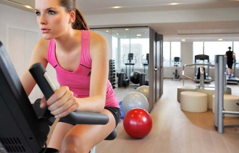 The Hotel Brussels - Fitness