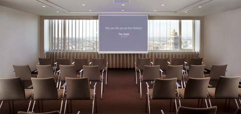 The Hotel Brussels - Meeting Room