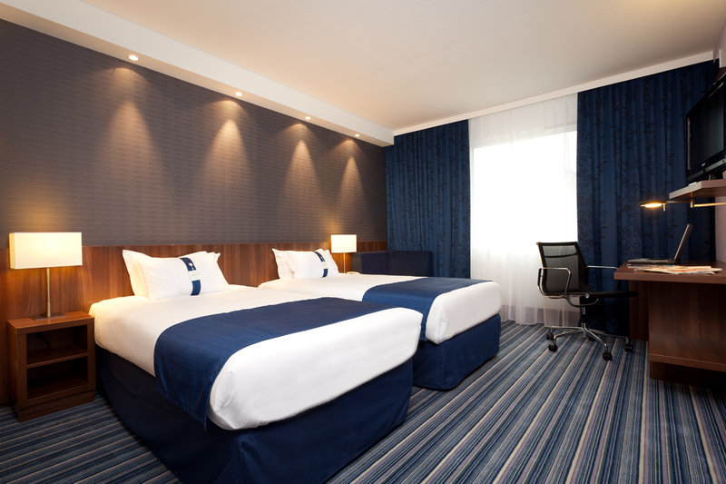 Holiday Inn Express Strasbourg Sud Zimmeransicht