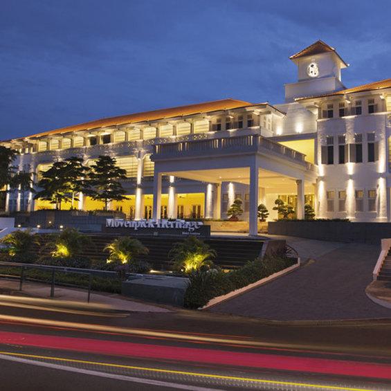 Moevenpick Heritage Hotel Sentosa 外景