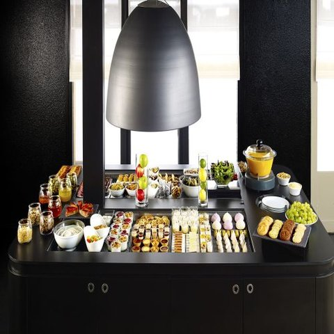 Campanile Colmar - Aeroport - Buffet Restaurant