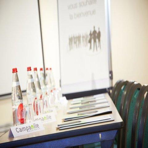 Campanile Colmar - Aeroport - Meeting Room