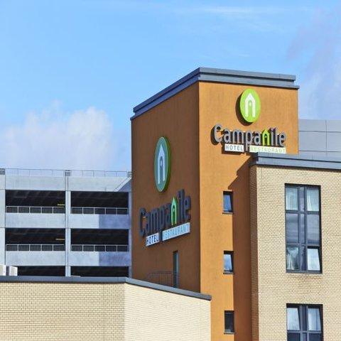 Campanile Glasgow - SECC Hotel - Exterior View