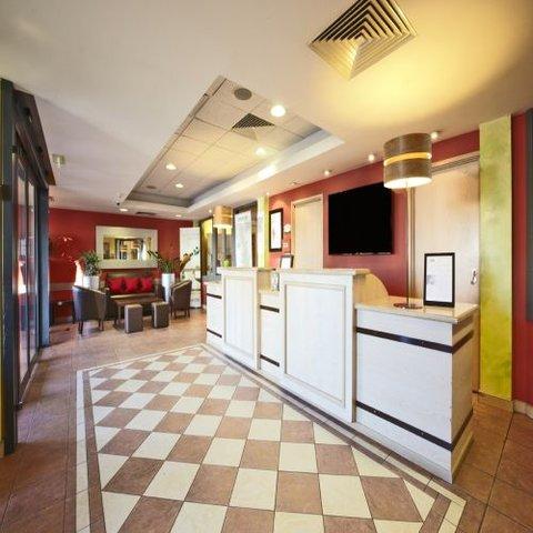 Campanile Glasgow - SECC Hotel - Reception