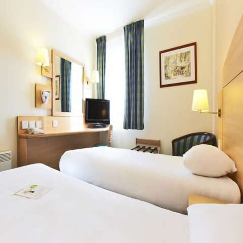Campanile Glasgow - SECC Hotel - Twin Room 2