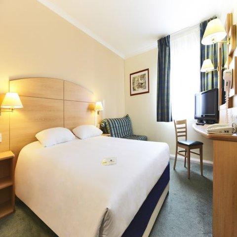 Campanile Glasgow - SECC Hotel - Double Room 1
