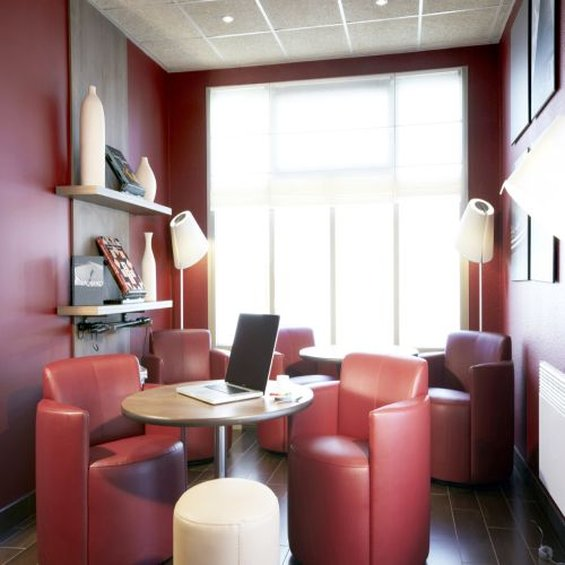 Hotel Campanile Clermont Ferrand Nord - Riom Bar/Lounge