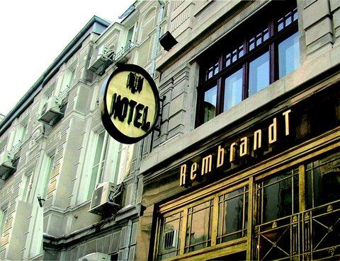 Rembrandt Hotel - Exterior