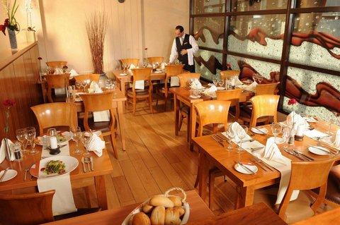 Riverside Park Hotel and Leisure Club - Restaurant