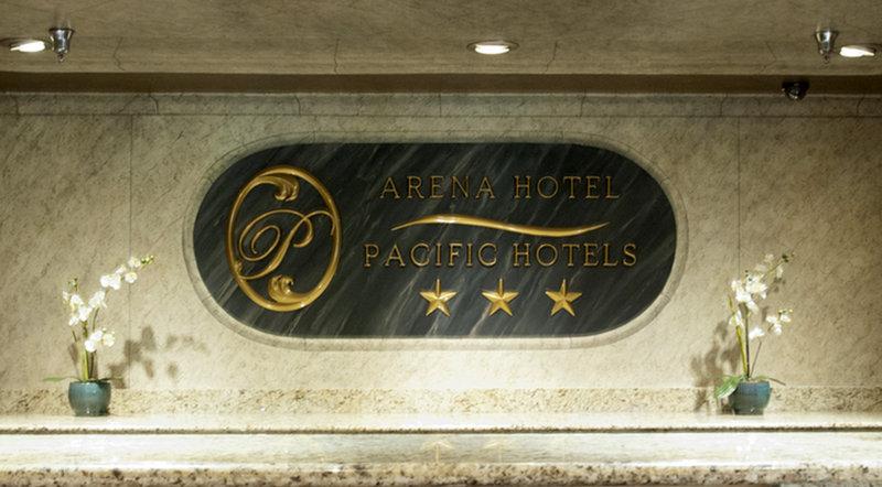 The Arena Hotel - San Jose, CA