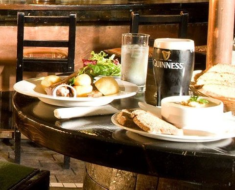 Abbeyleix Manor Hotel - Bar Food